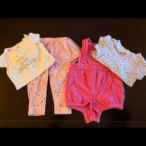 Pair of Baby Outfits